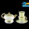 Bộ pha trà nghệ thuật mới 0.47L Anna - Hoàng Kim