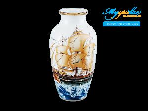 Bình hoa 27cm Thuận Buồm