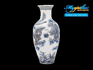 Bình hoa 40cm Tứ Linh