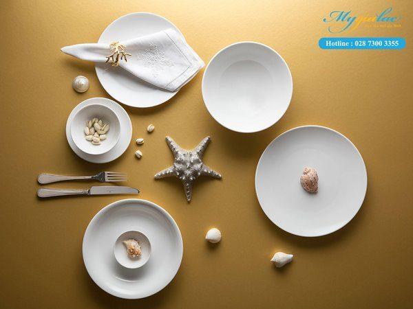 Bộ đồ ăn Minh Long Daisy IFP 9SP