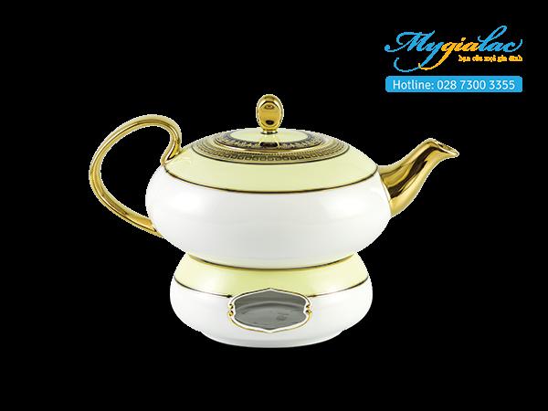 Bộ pha trà nghệ thuật mới 0.47L Anna – Hoàng Kim 2