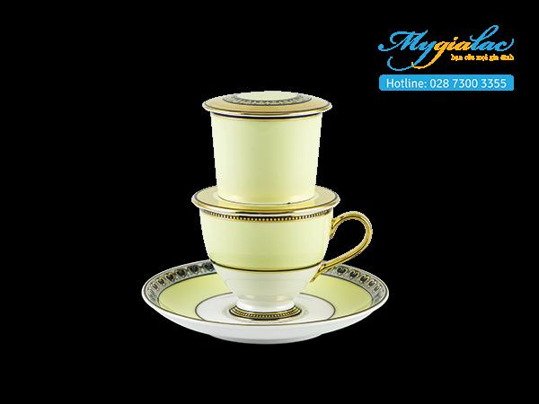 BBộ pha trà nghệ thuật mới 0.47L Anna – Hoàng Kim 3