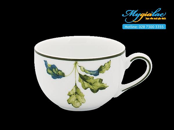 Bộ trà 0.8L Camellia Lá Xanh 3