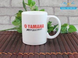 Ca Sứ In Logo Yamaha