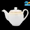 Bộ trà (Bộ 6 tách/dĩa) Camellia Hương Biển kem 1.1L -2