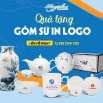 Những mẫu quà tặng in logo công ty ấn tượng, chất lượng nhất