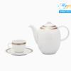 Bộ cà phê Sago Thiên Tuế 0.8L – 2