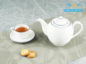 Bộ trà Camellia Chỉ Xanh Dương 1.1L -1