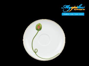 Dĩa lót tách Camellia Kết Duyên 14.4cm