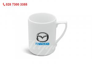 Ca Sứ Quai Số 7 Jamine In Logo Mazda