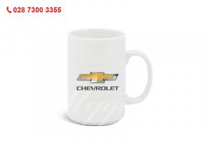 Ca Sứ Quai Tròn Jamine In Logo Chevrolet