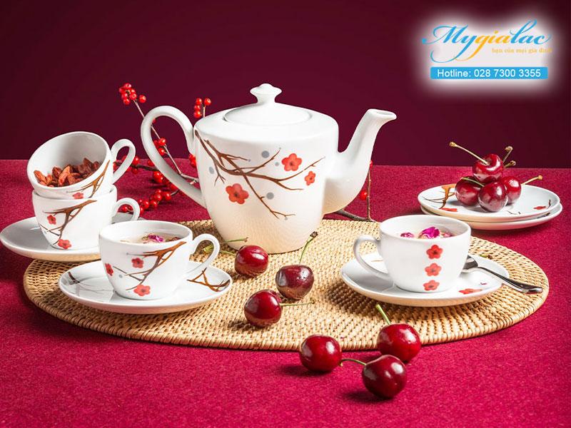 Quà tặng hội nghị hội thảo bộ trà Minh Long