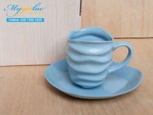 Tách Cafe Đất Màu 140ml Mẫu 1