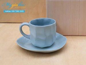 Tách Cafe Đất Màu 200ml Mẫu 2