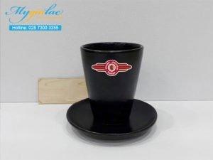 Tách Cafe Men Mát 300ml In Logo Trung Nguyên Coffee