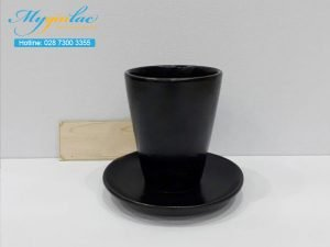Tách Cafe Men Mát 300ml Mẫu 3