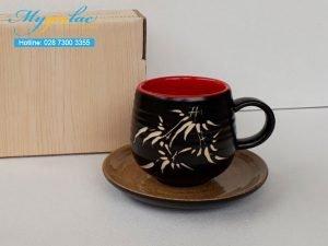 Tách Cafe Men Mát Mẫu 14