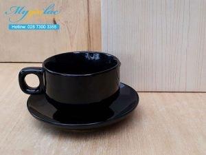 Tách Cafe Men Màu 150ml Mẫu 2