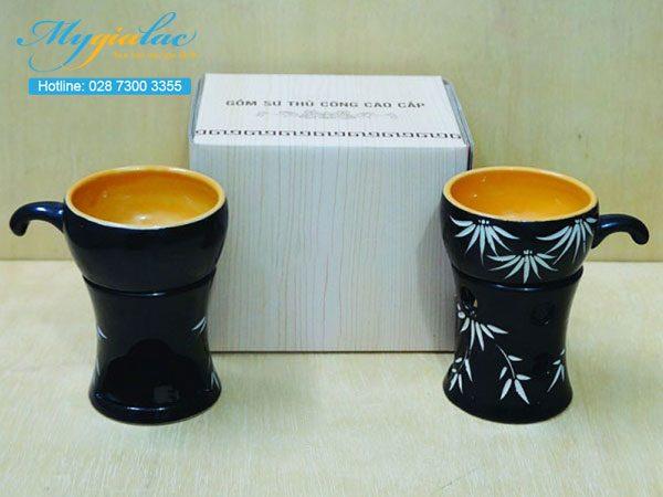 Tách Cafe Men Màu Mẫu 5