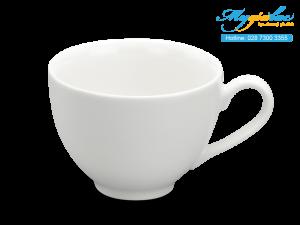 Tách Cappuccino Dòng Nhà Hàng Daisy Lys Trắng Ngà 0.22L