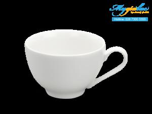 Tách Cappuccino Dòng Nhà Hàng Daisy Lys Trắng Ngà 0.28L