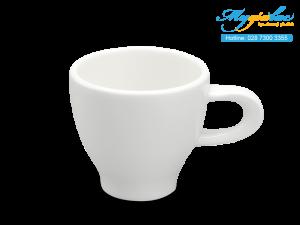 Tách Espresso Dòng Nhà Hàng Daisy Lys Trắng Ngà 0.07L