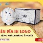 【In logo tô chén dĩa】làm quà tặng khách hàng ý nghĩa