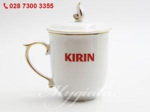 Ca Sứ In Logo Kirin
