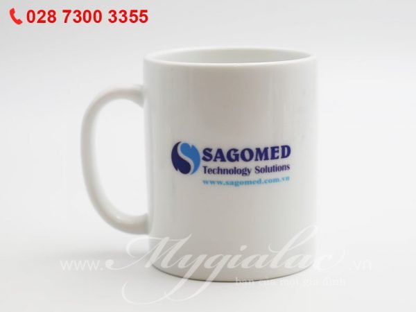 Ca Sứ In Logo Sagomed