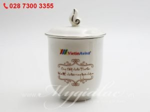 Ca Sứ In Logo Vietin Avira