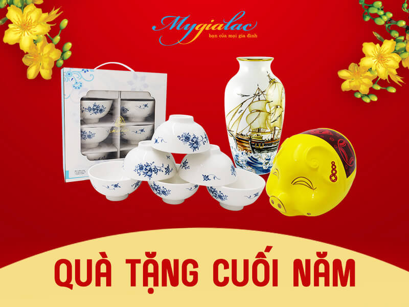 Qua Tang Tet Qua Tang Cuoi Nam