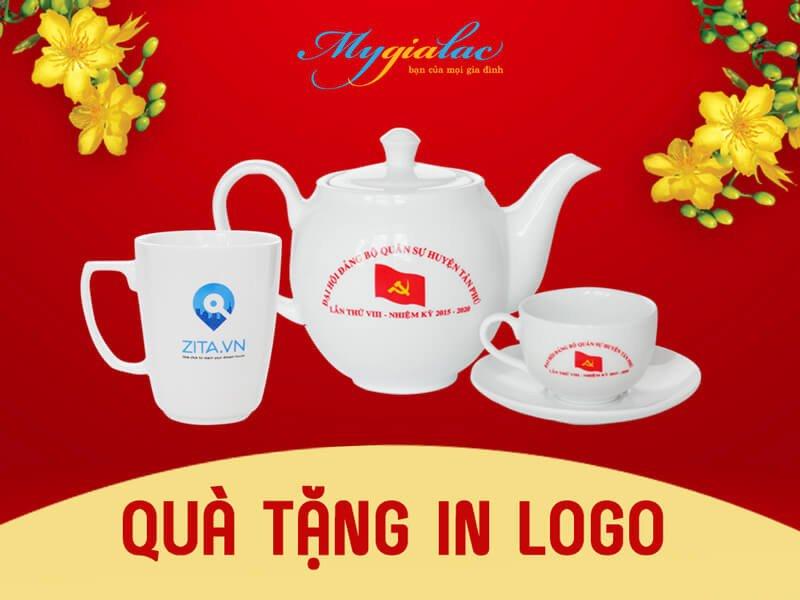 Qua Tang Tet Qua Tang In Logo