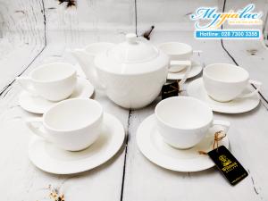 Bộ trà thấp 0.9L 13SP Julia 3