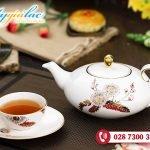 Bộ trà elip Anna Thiên Kim Tết