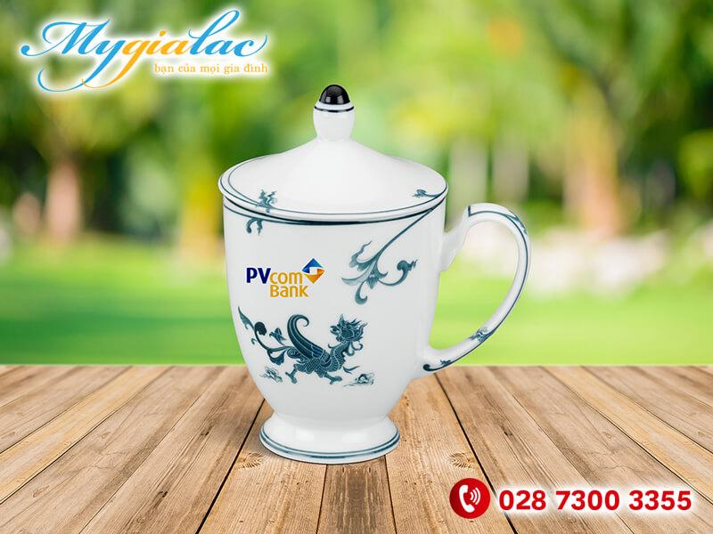Ca Hoang Cung Lac Hong In Logo Ngan Hang Pvbank