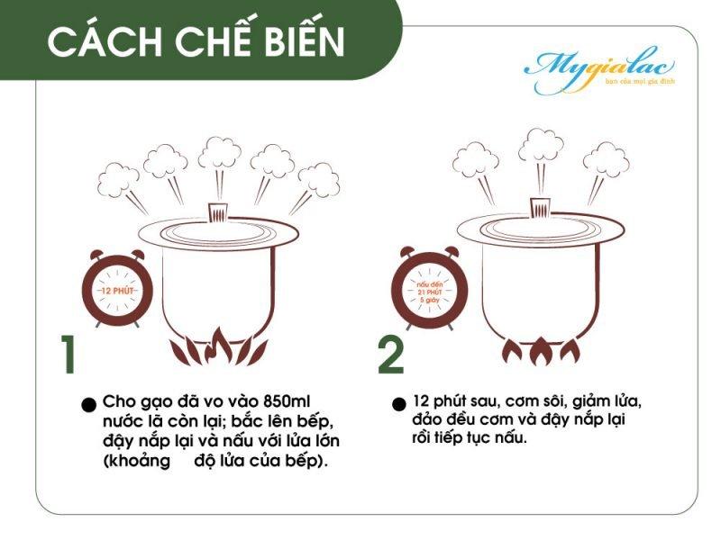 Cach Nau Gao Lut Bang Noi Su Duong Sinh Cach Che Bien1