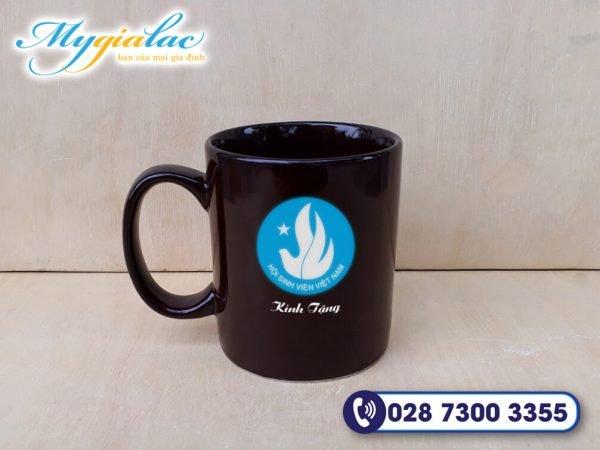 Qua Tang Dai Hoi Ca Su Bat Trang 1 Mau Men In Logo