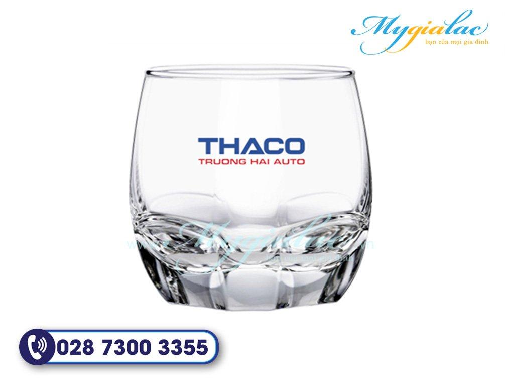 Qua Tang Dai Hoi Ly Thuy Tinh Ug In Logo