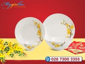 Qua Tang Tet Bo Do An Hoang Mai
