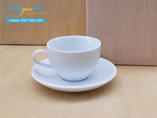 Tach Cafe Su Trang 165ml Mau 1