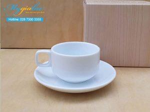 Tach Cafe Su Trang 165ml Mau 2
