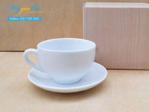 Tach Cafe Su Trang 220ml Mau 3