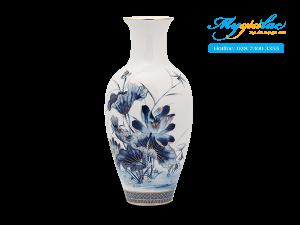 Binh Hoa 30 Cm Sen Vang1