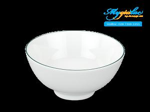 Chen Sup 10 Cm Jasmine Chi Xanh La