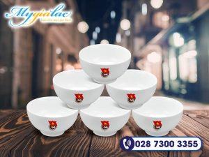Qua Tang Dai Hoi Bo 6 Chen Minh Long In Logo