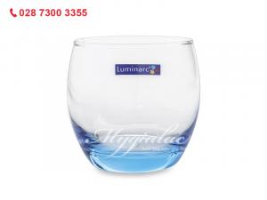Ly Thap Thuy Tinh Luminarc Salto Ice Blue 320ml J1584