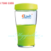 Ly Tt Luminarc Transportable 500ml CÓ NẮp In Logo