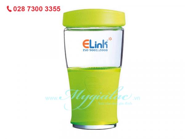Ly Tt Luminarc Transportable 500ml CÓ NẮp In Logo