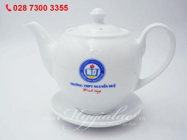 Bo Tra In Logo Thpt Nguyen Hue 2