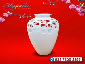 Qua Tang Tet Binh Hoa Bat Trang Duoi 300